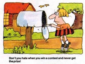 mailbox bummer